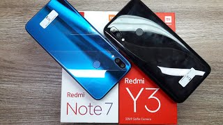 Redmi Note 7 vs Redmi Y3 - Which Should You Buy ?