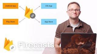 Приступаючи до роботи з опорного пункту динамічних посилань на iOS - Пт.1 (Firecasts)