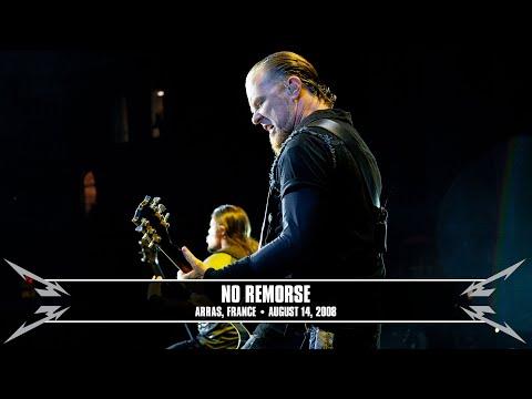 Metallica: No Remorse (MetOnTour - Arras, France - 2008) Thumbnail image