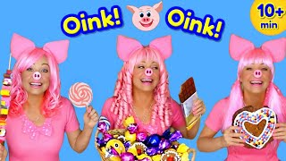 Three Little Pigs and More Nursery Rhymes and Kids Songs for Children and Baby