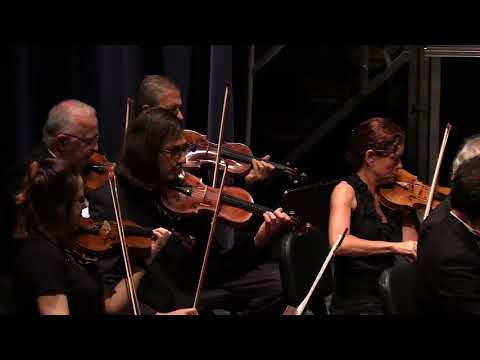 Cyprus Symphony Orchestra, Beethoven 7th, mvts. 3-4. Jens Georg Bachmann