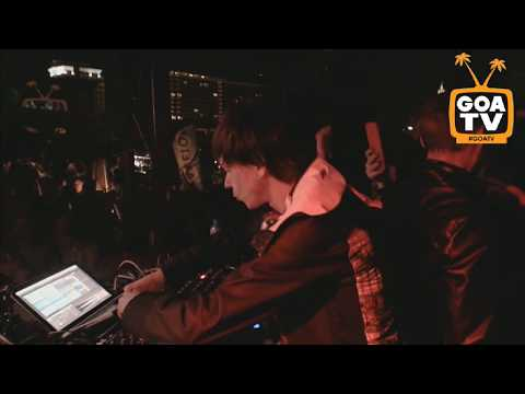 Cosmonaut at the Opening Fantomas Rooftop by Goa TV