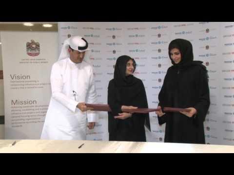 UAE Innovation Week: Tour in Abdullah Omran Hospital- RAK