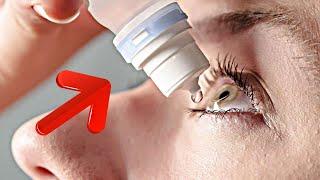 Окулисты АХНУЛИ 100 зрение ВОССТАНОВИТСЯ за 6 дней если перед сном ЗАКАПЫВАТЬ в глаза