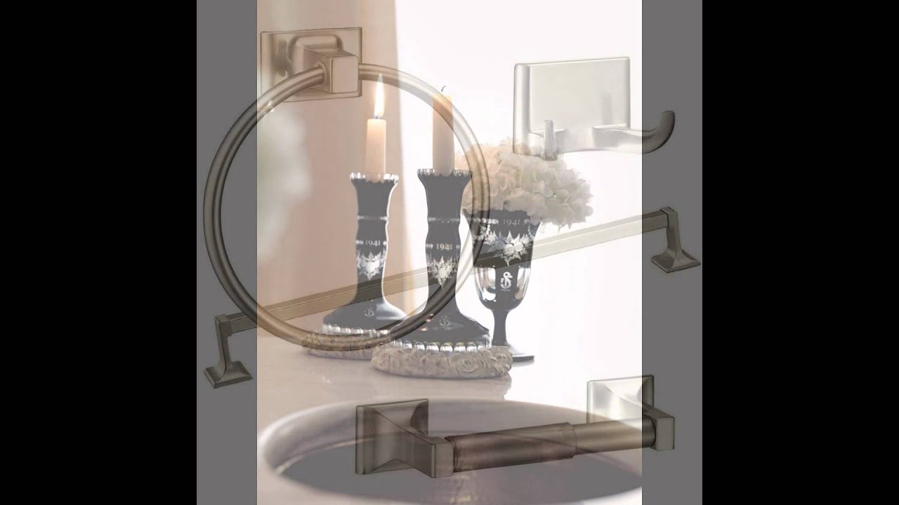The Cool Bathroom Accessories Sets
