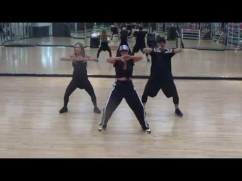 Level Up(feat.Missy Elliott &Fatman Scoop) Ciara Cardio Hip Hop (Zumba lovers)