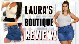 Brutally Honest Review of Laura's Boutique