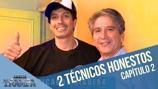 Dos técnicos muy honestos | En su propia trampa