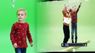 HE'S A REAL ACTOR! 5 Year Old's Secret Project Behind The Scenes! | Ellie and Jared