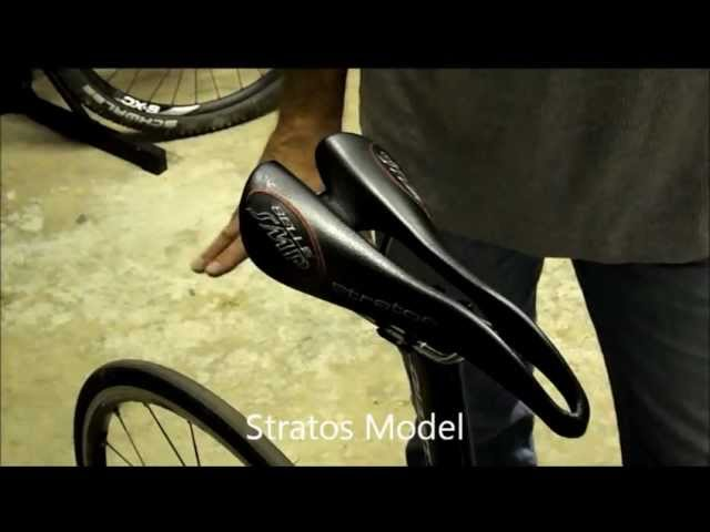 Selle SMP saddle
