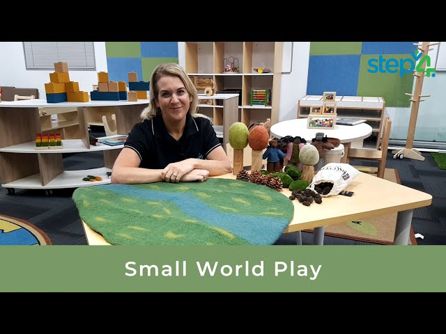 Exploring Small World Play with Prue!