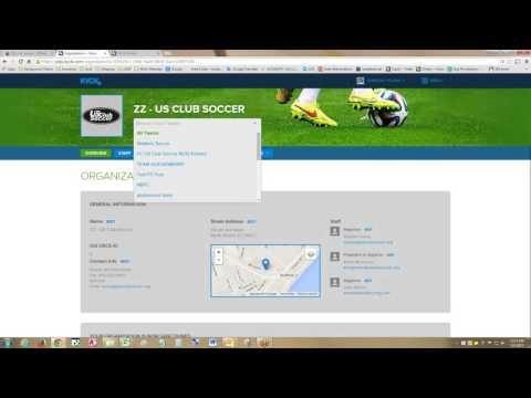How to use KYCK Play, US Club Soccer's registration platform (webinar recording)