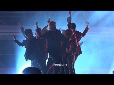 160930 The EXO'rDIUM in Hangzhou - WOLF+Remix , Baekhyun Focus 백현