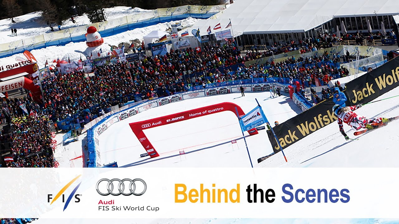 St.moritz, host of the next world championships - fis alpine