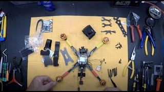 Eachine Tyro129 Assembled Step by Step