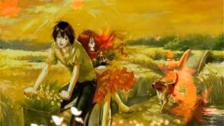 Chút tình mùa lá bay - Nguyễn Đức Cường [ Lyrics + Kara]