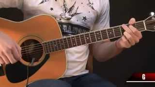 Chơi Guitar dễ dàng với 4 hợp âm cơ bản