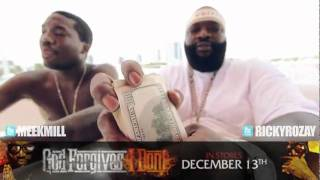 Behind The Scenes  Meek Mill (Feat. Rick Ross) - Work.flv