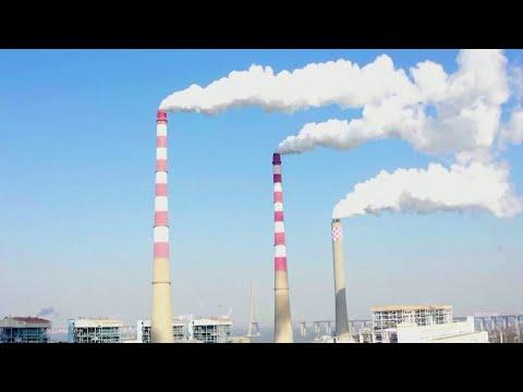 CO2 emission reduction behind target: report