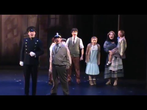 ITS A WONDERFUL LIFE  THE MUSICAL  Ocean State Theatre Company 2015