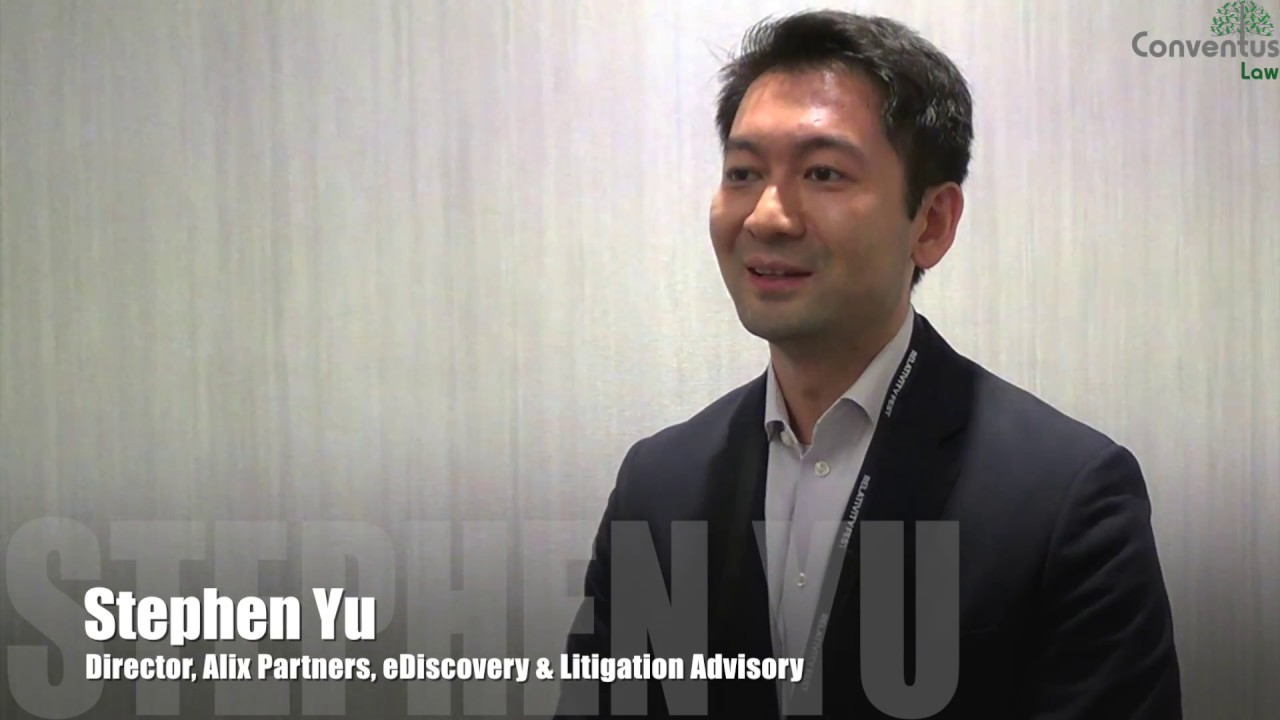 Stephen Yu on what makes Relativity Fest an important part of the  eDiscovery calendar  (October 2018)
