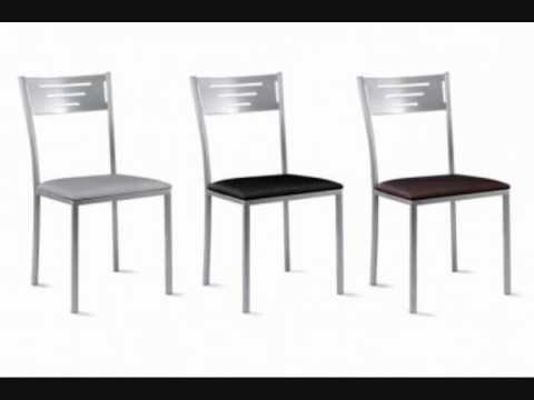42 sillas cocina youtube for Sillas de cocina modernas