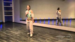 Анна Дельцова - урок 2 [Hip-Hop]