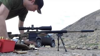 muzzle brake vs suppressor on a 7mm 300 win mag templar tactical archangel suppressor