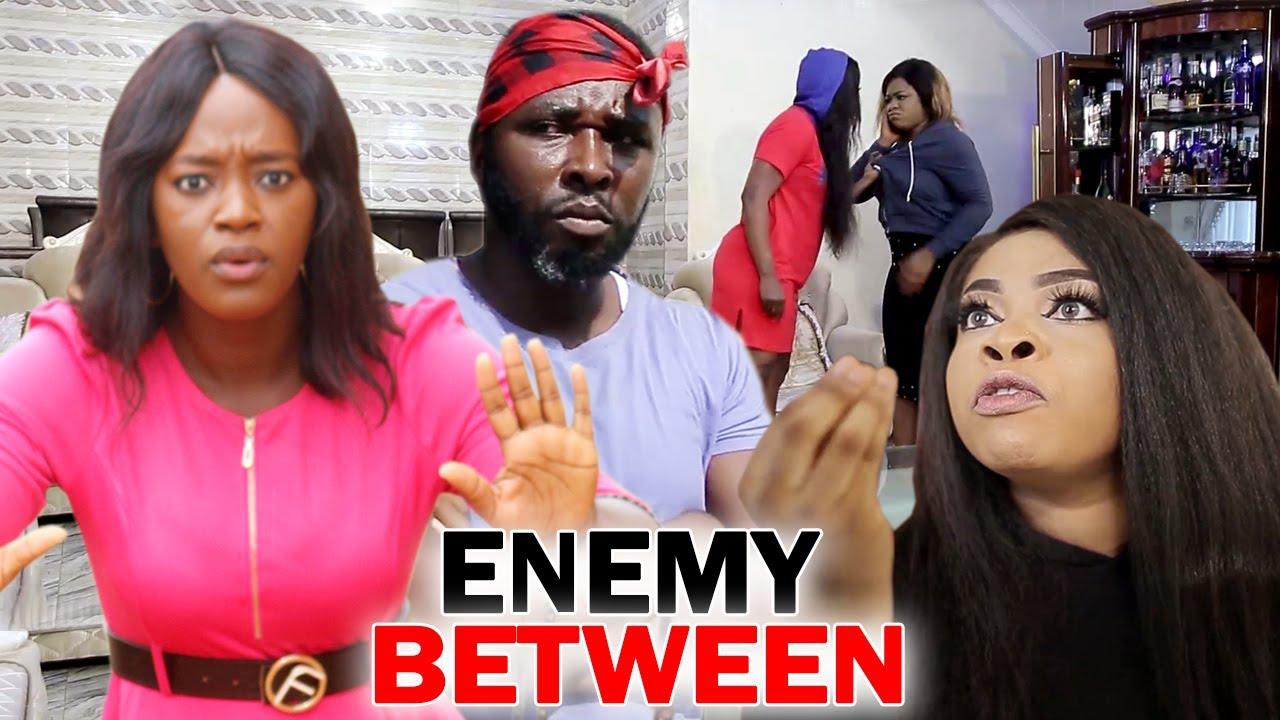 Download Enemy Between Complete season - Luchy Donalds/Georgina Ibeh 2020 Latest Nigerian Movie
