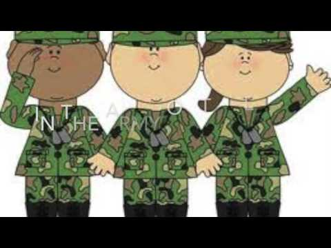 I'm a soldier in the army of the Lord lyrics
