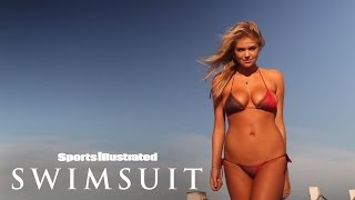 Kate Upton reacts to SI Swimsuit cover xxx