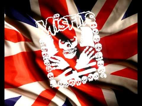 MISFITS - London Dungeon (audio with lyrics)