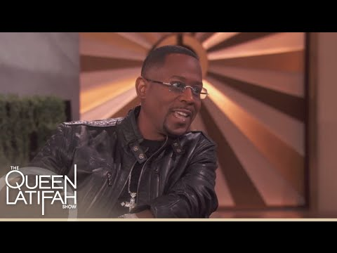 Martin Lawrence Crosses The Line  The Queen Latifah