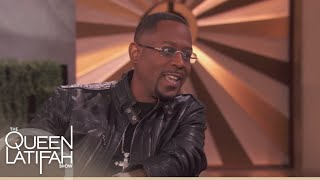 Martin Lawrence Crosses The Line | The Queen Latifah Show