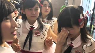 NGT48 太野彩香 某ゆるキャラさんを見て泣き出すアヤカ二