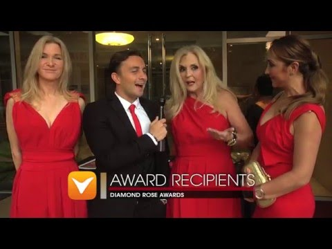 Johny Pach - V Channel - Beverly Hills gala event