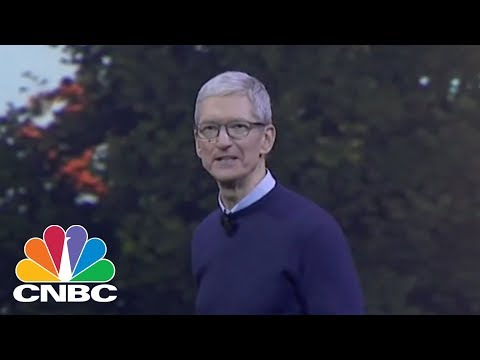 Apple Shares Rise On Booming iPhone X Demand Reports | CNBC