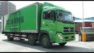China makes trucks greener