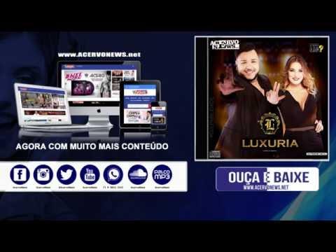 Banda Luxúria - CD Promocional 2016 - [CD PARCIAL]