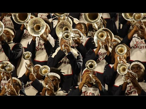 TSU Funk - Tennessee State Aristocrat of Bands