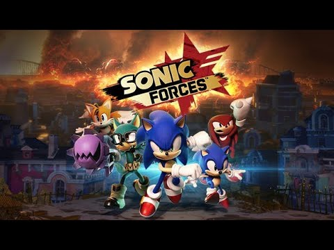 Sonic Forces (Nintendo
