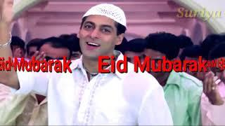 Salman Khan Eid Mubarak Eid Mubarak Whatsapp Statu