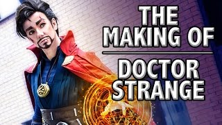 The making of DOCTOR STRANGE - TIMELAPSE