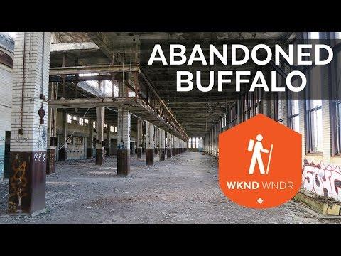Abandoned Buffalo NY   Urban Exploring   WKND WNDR #009