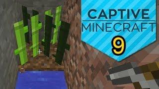 【Minecraft】Captive Minecraft#9 地底裡孤獨的甘蔗
