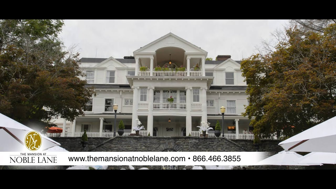 The Mansion at Noble Lane Wedding Commercial