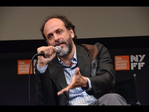Luca Guadagnino | 'Call Me by Your Name' Press Conference | NYFF55