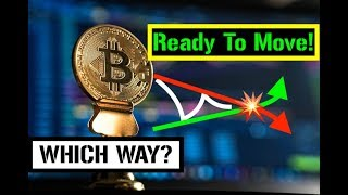 Bitcoin is Ready to Breakout!!!💥