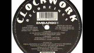 Embargo - Black out