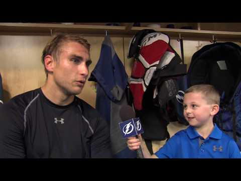 Junior Reporter - One on one with Valtteri Filppula - 20170206